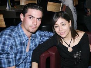 Ricardo Arratia y Fabi Yánez..