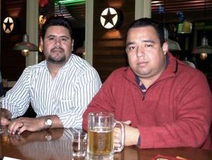 Everardo  Hernández Arreola y José  Luna   Guzmán.
