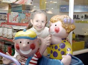 Daniela Aguilera López, captada el día de su cumpleaños