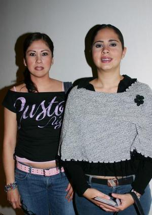 Lolis Guerra y Bere Ruiz.