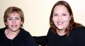 Analie de Bonne y Patricia Moreno.