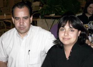 Germán Domínguez y Blanca Contreras de Domínguez