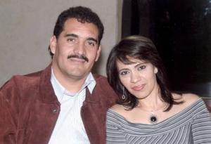 <b>16 de enero de 2005</b> <p> Adolfo Coronado López y Valeria Ortega  de Coronado