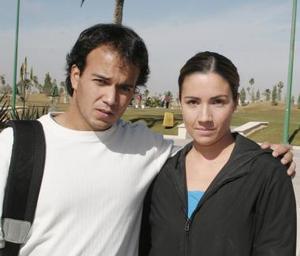 <b>17 de enero de 2005</b> <p>  Piero Viento y Marisa Ojeda