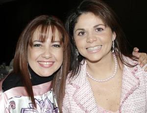 Claudia de Álvarez y Alma de Juárez.