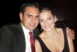 <b>19 de enero de 2005</b> <p> Jorge Mata y Paty Mata