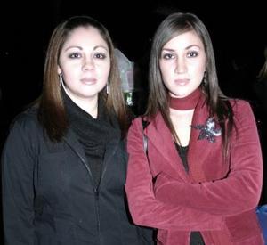 Marcela Silva Ortiz y Valeria Silva Ortiz.
