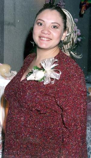 Con  motivo  del cercano  nacimiento  de su  bebé, Marisol García de Ramos disfrutó  de una fiesta de regalos.