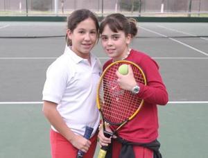 Ángela Murra y Silvia Ruiz.