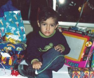 Alejandro Macías Emiliano festejó su tercer cumpleaños.