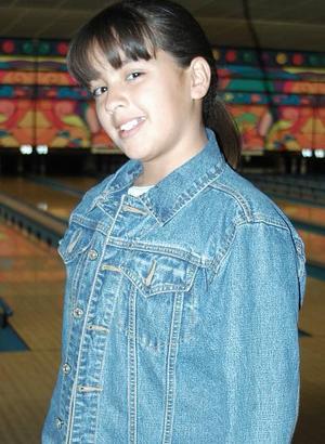 Daniela Alvarado de Ávila cumplió  diez años de edad, y los festejo con un bonito convivio.