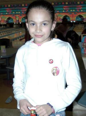 Paola Venegas Habib celebró su noveno cumpleaños.