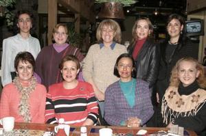 Reunión de ex-alumnas del  Colegio La Paz.