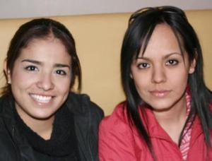 Ely y Cristy Romo.