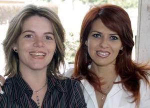 Silvia Fernández y Silvia García