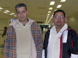 <b>25 de enero de 2005</b> <p> Teodoro Guzmán y Mario García  viajaron a Mazatlán.