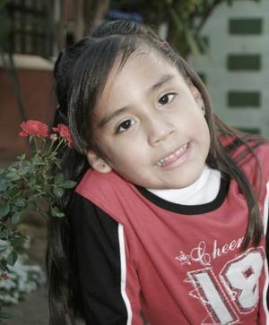 <b>26 de enero de 2005</b> <p> Luisa Fernanda Seceña Pineda cumplió cinco años de vida y los festejó con un convivio.