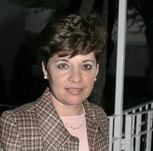 <b> 27 de enero de 2005</b> <p> Rosalinda Ayup de Jiménez.
