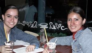 <b>27 de enero de 2005</b> <p> Katy Isaías Iglesias y Angélica Romero
