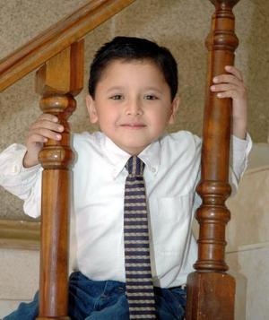 <b>28 de enero de 2005</b> <p> Ángel Emilio Padilla Guerrero festejará en este día  su ocatvo  cumpleaños.