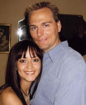 <b>29 de enero de 2005</b> <p> Iraida Anaya y Ryan Ladner