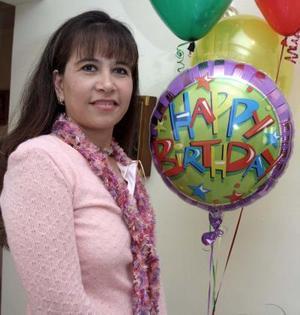 <b>29 de enero de 2005</b> <p> María del Pilar Abusaid de Cobos festejó su cumpleaños, con una agradable fiesta