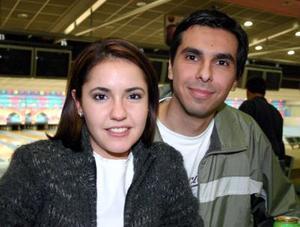 Irma Gómez y Rogelio Medina
