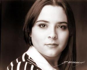 Srita. Sandra Monroy  Fernández, captada el día que festejó sus quince años.