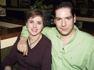<b>30 de enero de 2005</b> <p> Gabriel Gómez y Keta Bonilla de Gómez