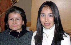 Gabriela Castellón y Verónica Martínez