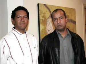 <b> 30 de enero de 2005</b> <p> Tomás Galván y Ramiro Mora