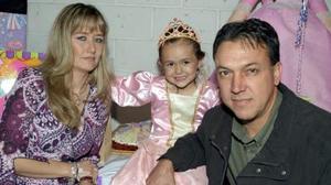 Ilse  Villarreal Perches celebró sinco años de vida con una merienda que le ofrecieron sus papás, Jorge Villarreal e Ilse Villarreal.