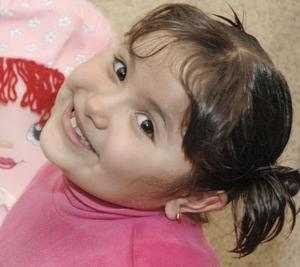 <b>31 de enero de 2005</b> <p> Virginia Padilla Guerrero festejó sus siete años de vida; es hija de Ángel Padilla y Araceli Guerrero de Padilla