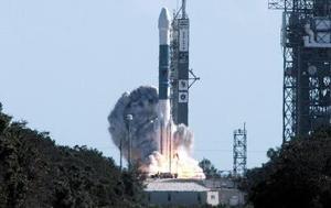 La misión, que ha creado gran expectación en círculos científicos, fue lanzada a las 13.47 hora local (18.47 GMT) desde la estación de la Fuerza Aérea en Cabo Cañaveral (Florida).