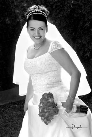 Srita. Mireya Méndez Oviedo unió su vida en matrimonio a la del Sr. David García Rodríguez .