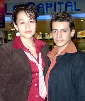 Azucena Rubio y Juan Carlos Romero