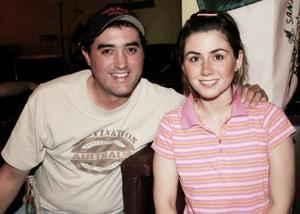 Alejandro Gorostiaga y Pincky Vázquez .