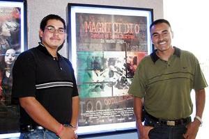 <b>27 de julio 2005</b><p>   José Antonio y Jesús Castañeda.