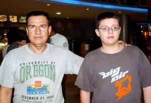 Ezequiel y José Antonio Acuña