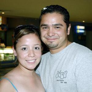 Ana y Miguel Ángel.