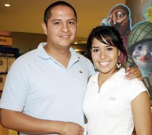 Guillermo y Ana Karen.
