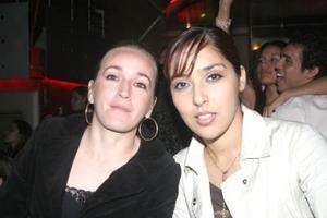 Diana Pérez y Silveria Pérez.