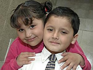 Emilio y Vicky Padillla Guerrero