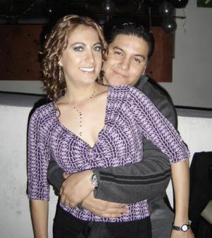 maribel Valenzuela Gutíerrez, captada el día que festejó su cumpleaños.