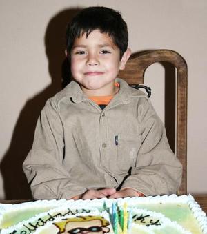 <b>04 de febrero de 2005</b> <p> Miguel Ángel Ramos Salazar  cumplio siete años de vida.
