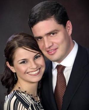María del Carmen Martínez Morales y Norberto Valdés González.