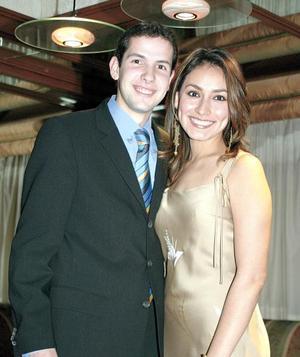 Lorenzo Garza y Patricia Aguirre