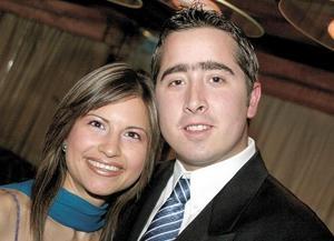 Cecilia Campos y Sergio Escobosa