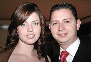 Sergio Berlanga y Karina Kort