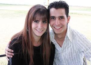 Nadia Giacomán y Alberto Valdés